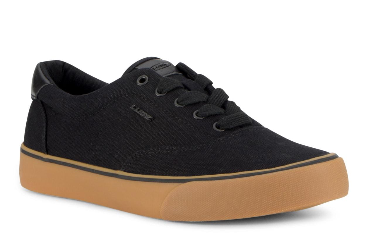 Men's Flip Oxford Sneaker (Choose Your Color: Black/Gum, Choose Your Size: 11.0)