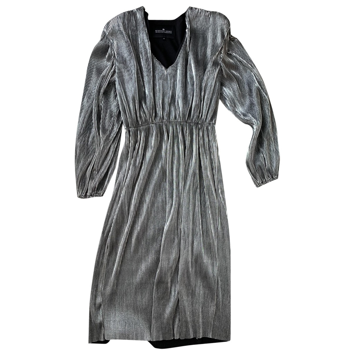 Designers Remix \N Silver dress for Women 34 FR