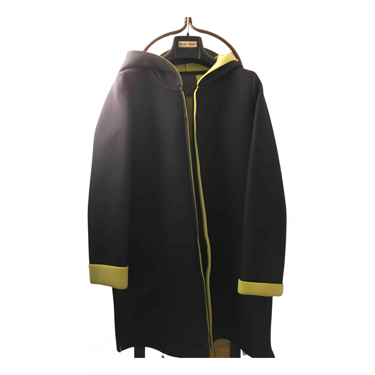 Non Signé / Unsigned N coat for Women 38 IT