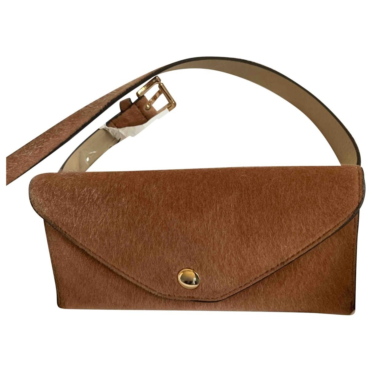 Steve Madden \N Brown handbag for Women \N