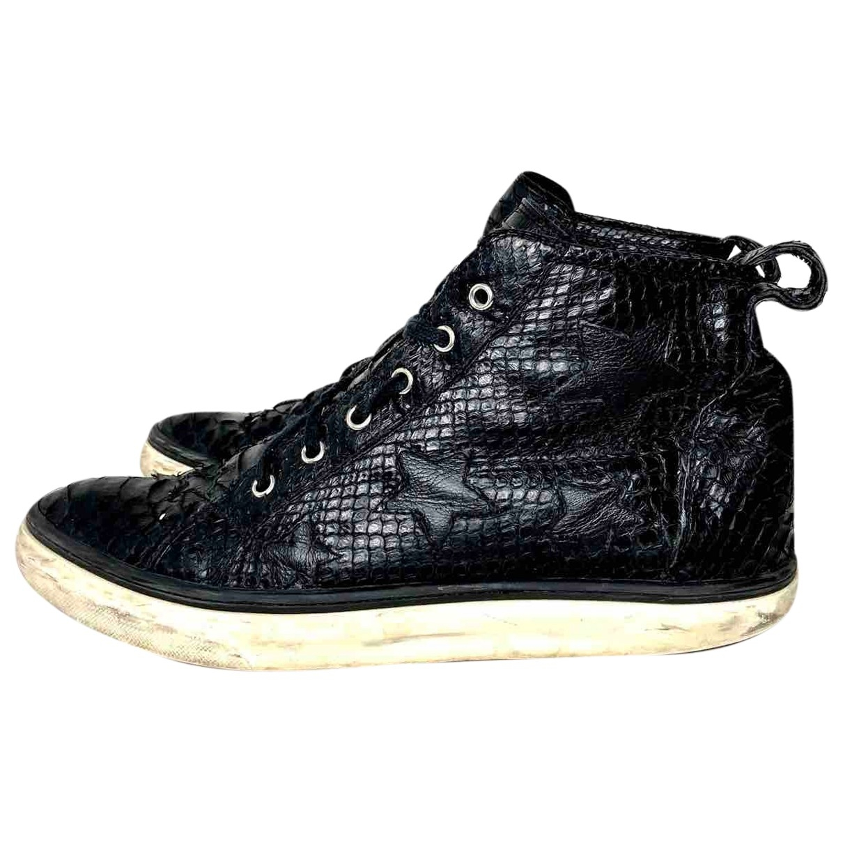 Mexicana \N Sneakers in  Schwarz Python