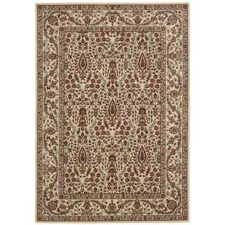 Nourison Persian Arts BD08 Area Rug (Ivory - 3'6