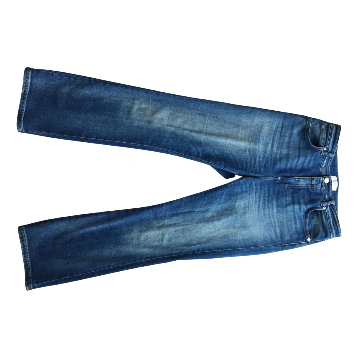 Closed \N Blue Cotton Jeans for Women 28 US
