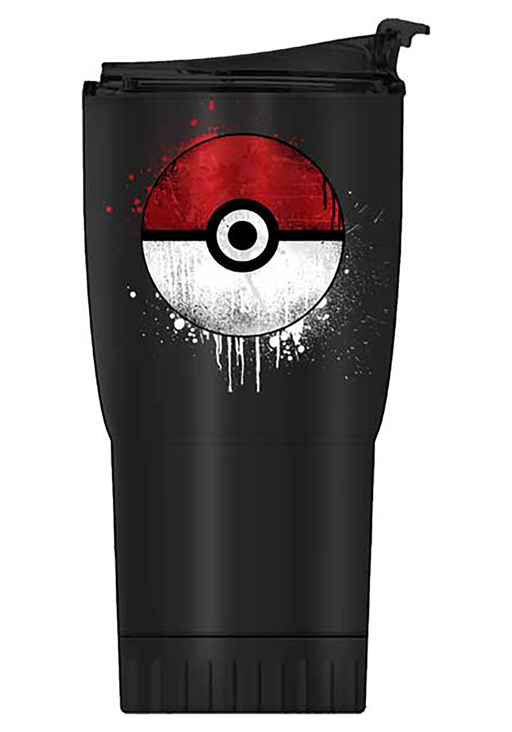 Pokeball 20oz Stainless Steel Double Wall Tumbler
