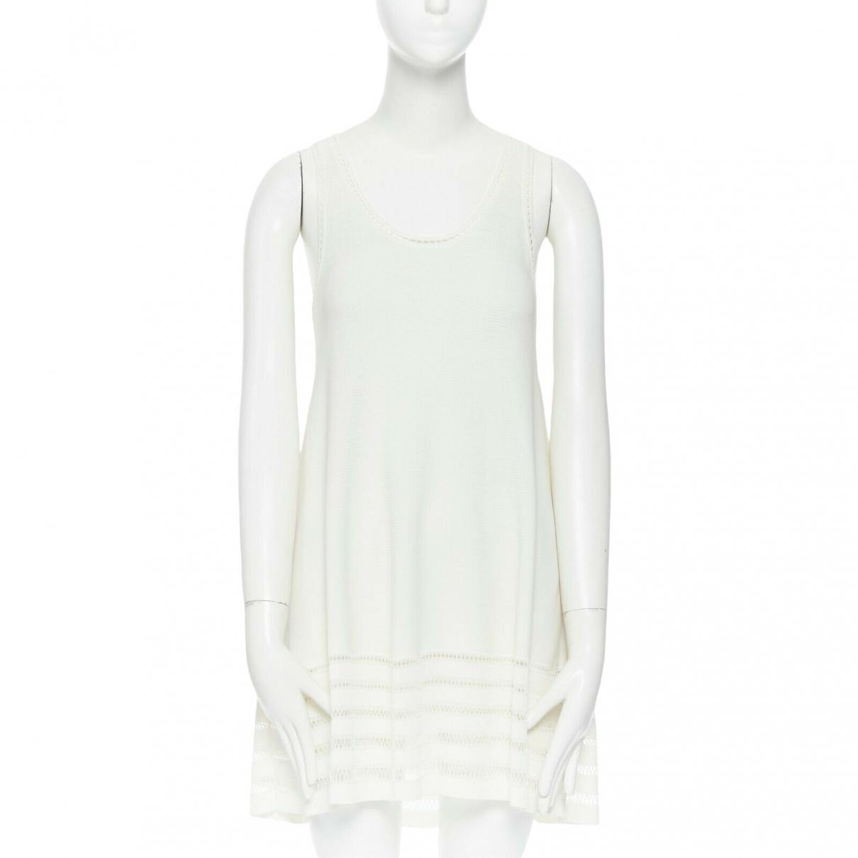 Alexander Mcqueen \N Ecru dress for Women XS International