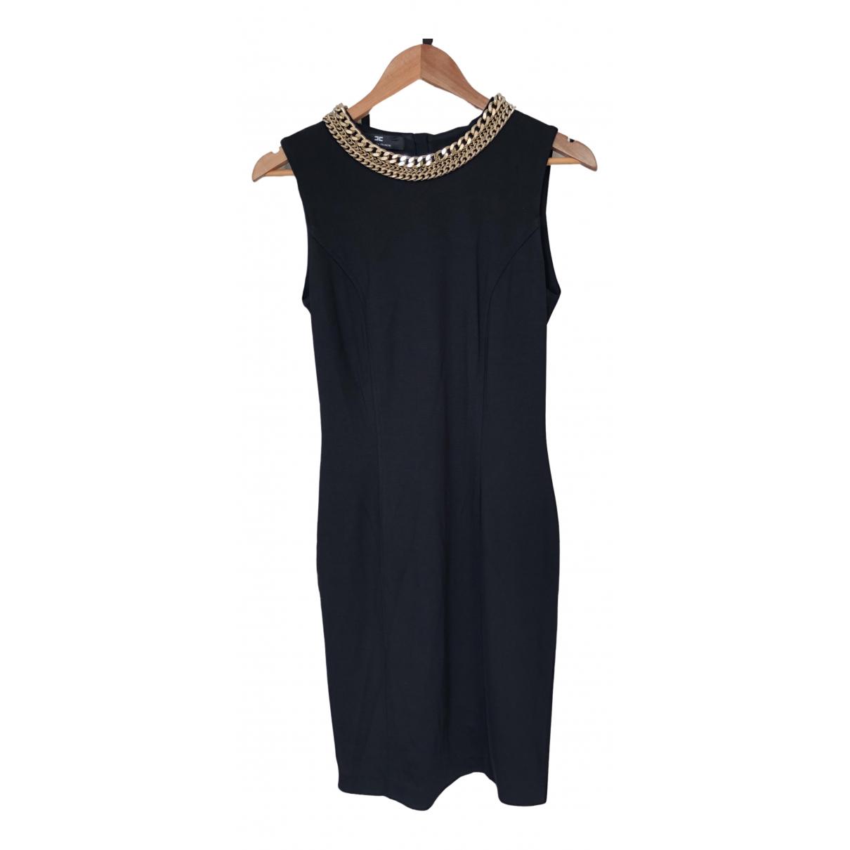 Elisabetta Franchi N Black dress for Women 44 IT