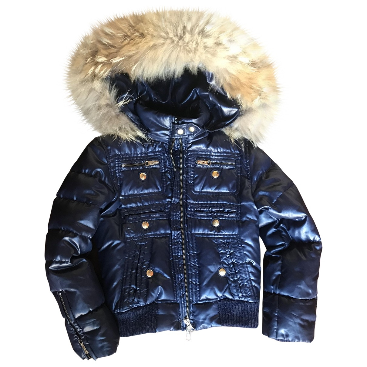 Fay \N Blue jacket & coat for Kids 6 years - up to 114cm FR