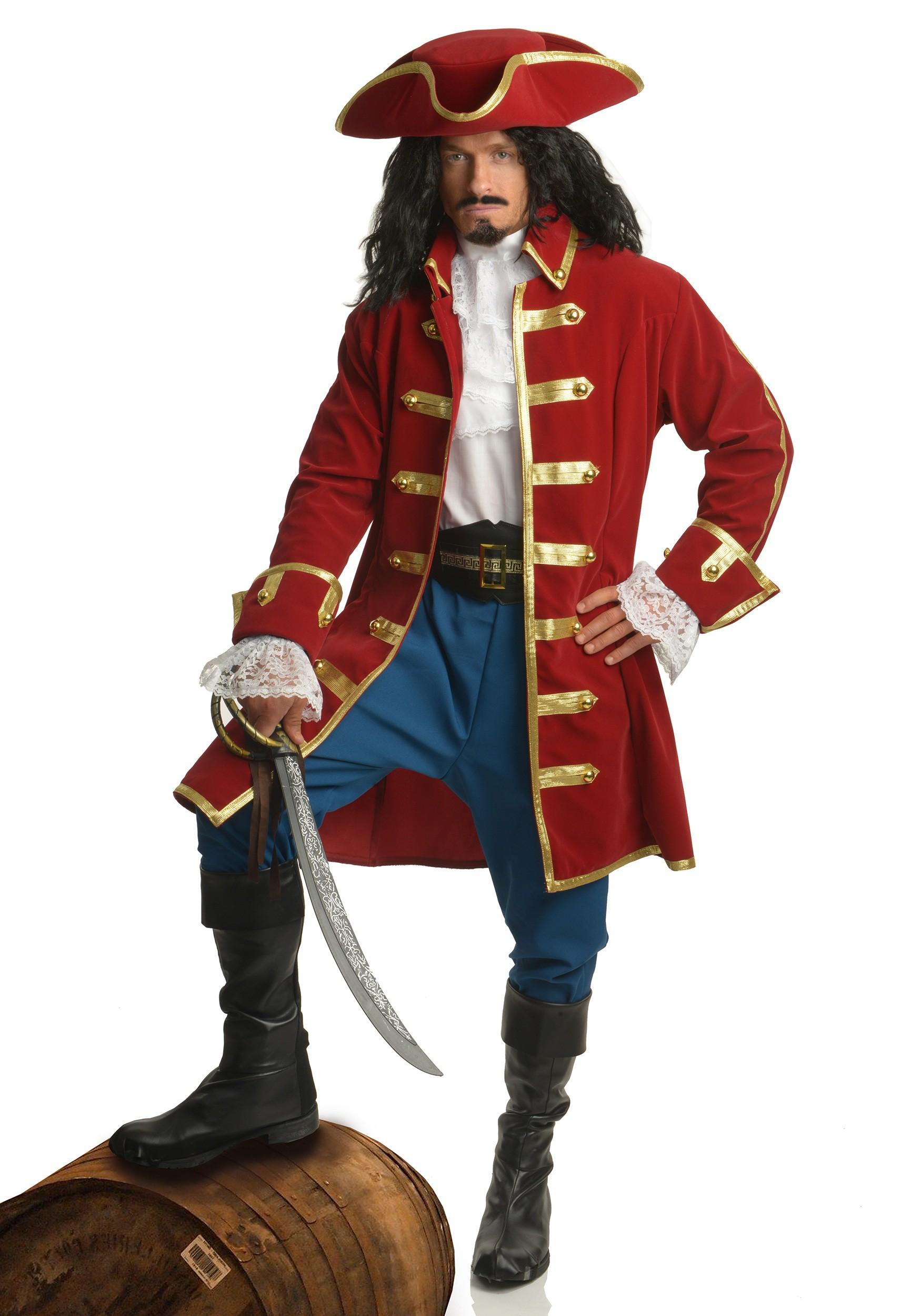 Rum Pirate Mens Costume