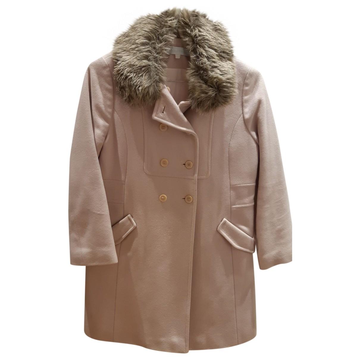Tartine Et Chocolat \N Pink Wool jacket & coat for Kids 10 years - up to 142cm FR
