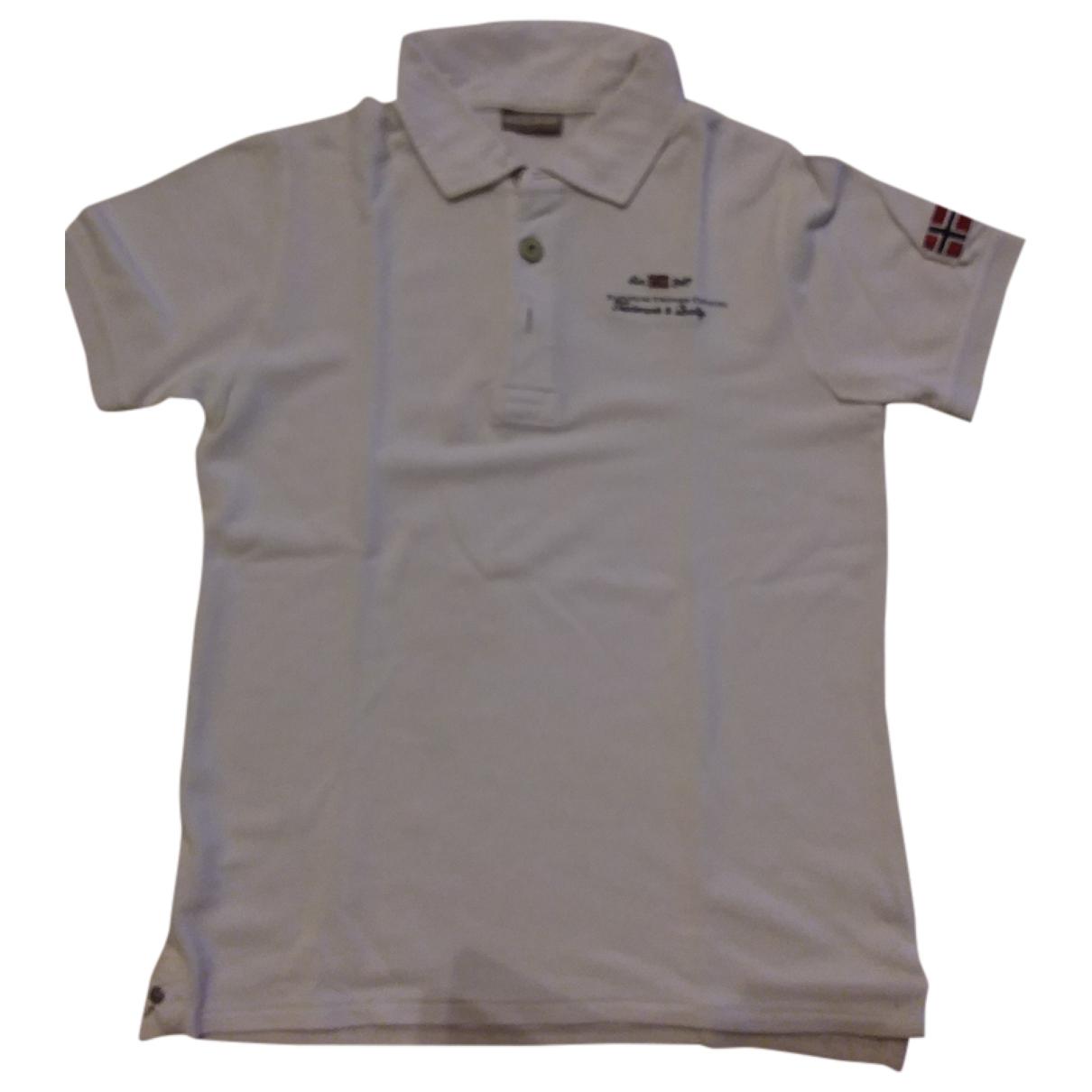 Camisetas en Algodon Blanco Napapijri