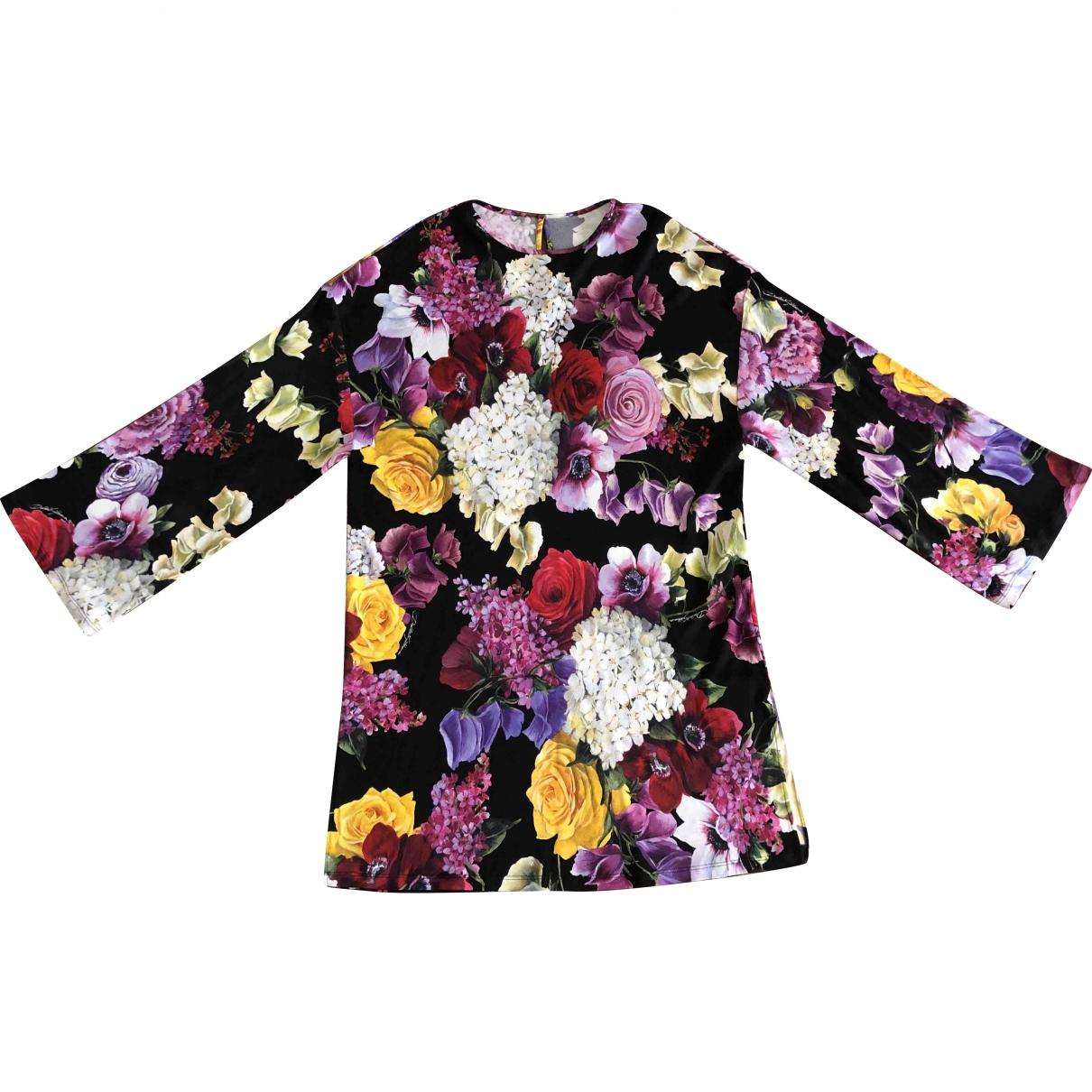 Dolce & Gabbana \N Top in  Bunt Viskose