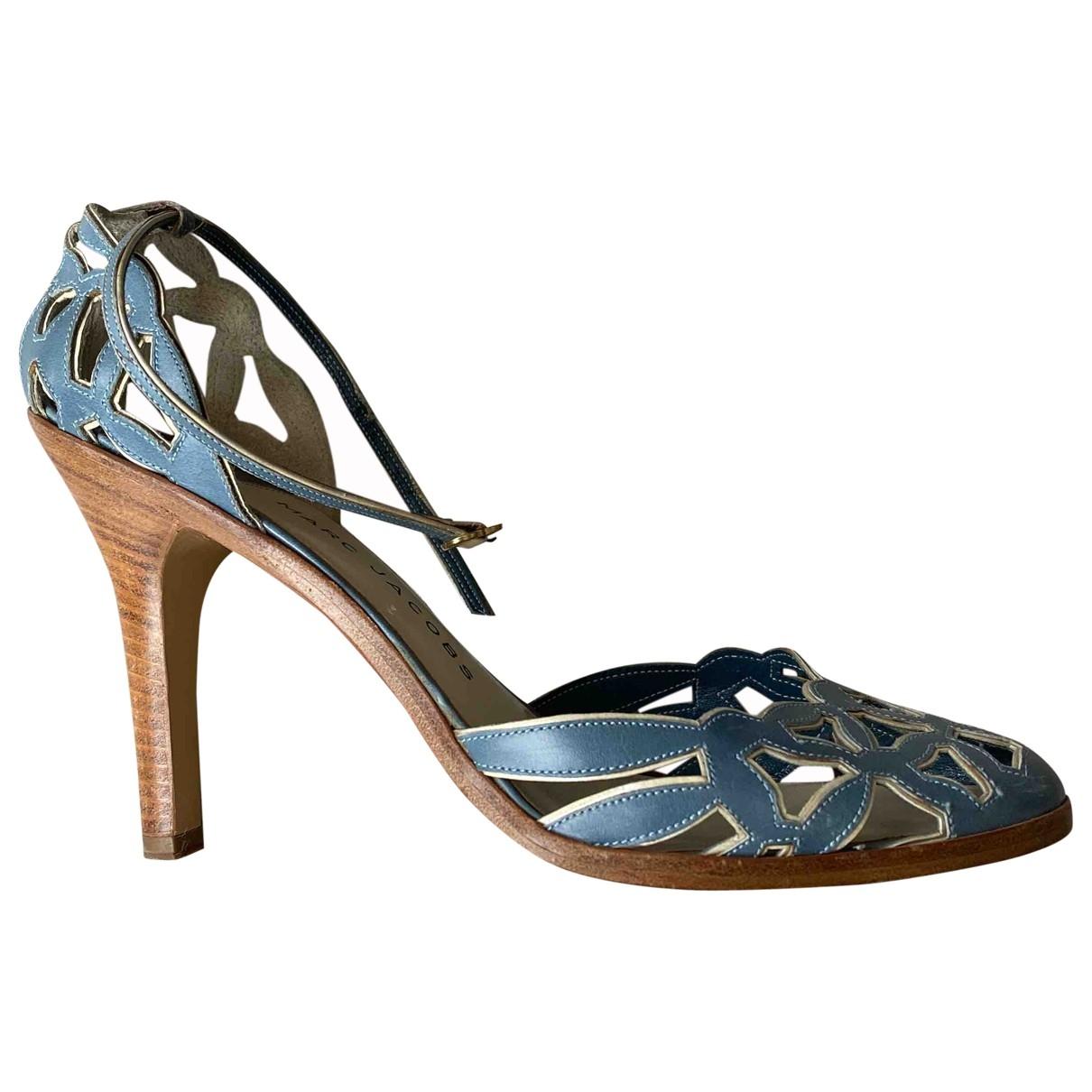 Sandalias de Cuero Marc Jacobs