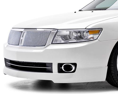3dCarbon 691231 6PC Polyurethane Body Kit Lincoln MKZ 06-09