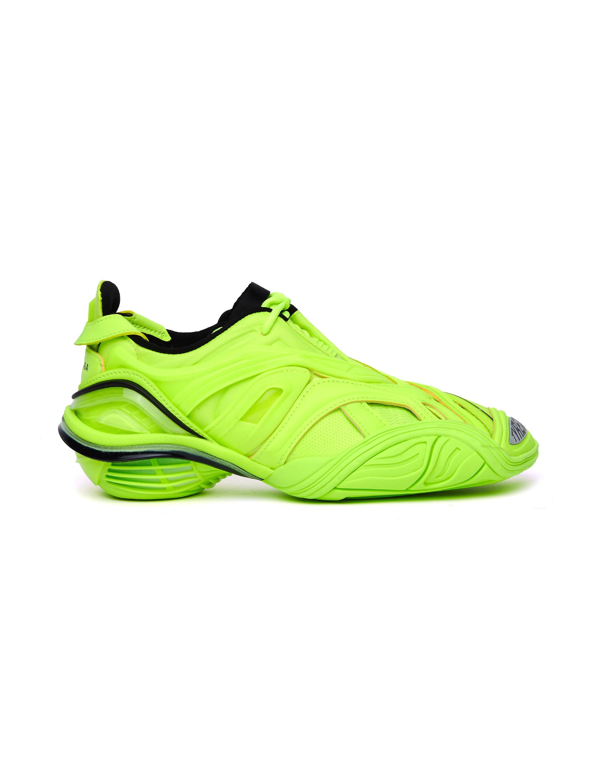 Balenciaga Tyrex Neon Yellow Sneakers