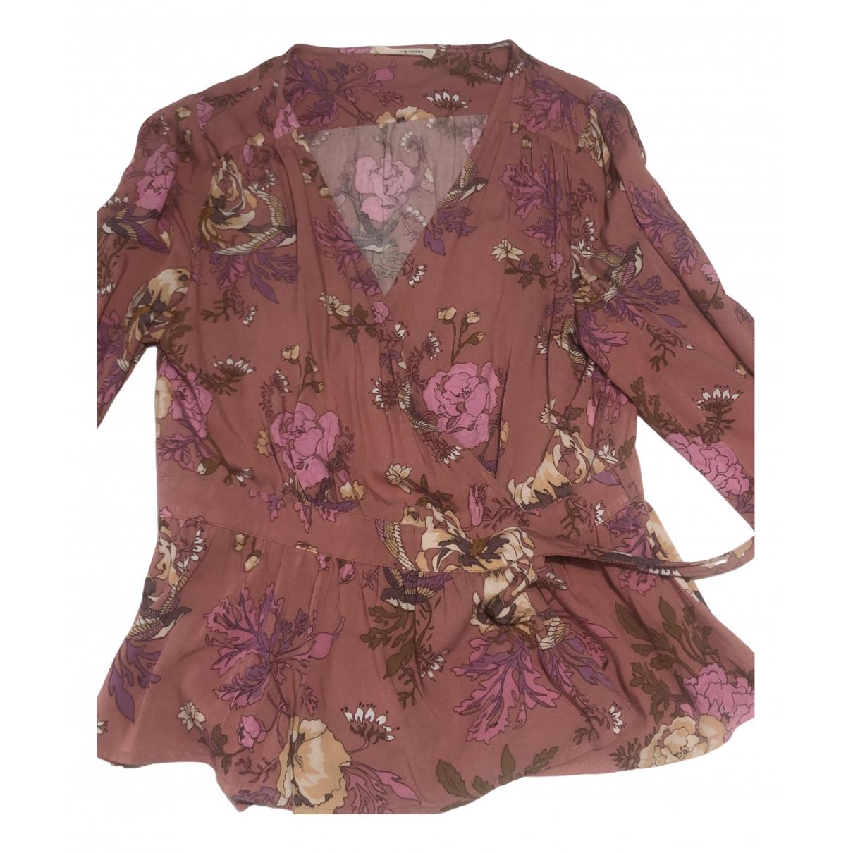 Spell & The Gypsy Collective - Top   pour femme en coton - multicolore