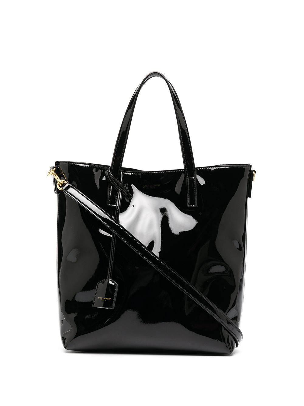 Toy Leather Shopping Bag