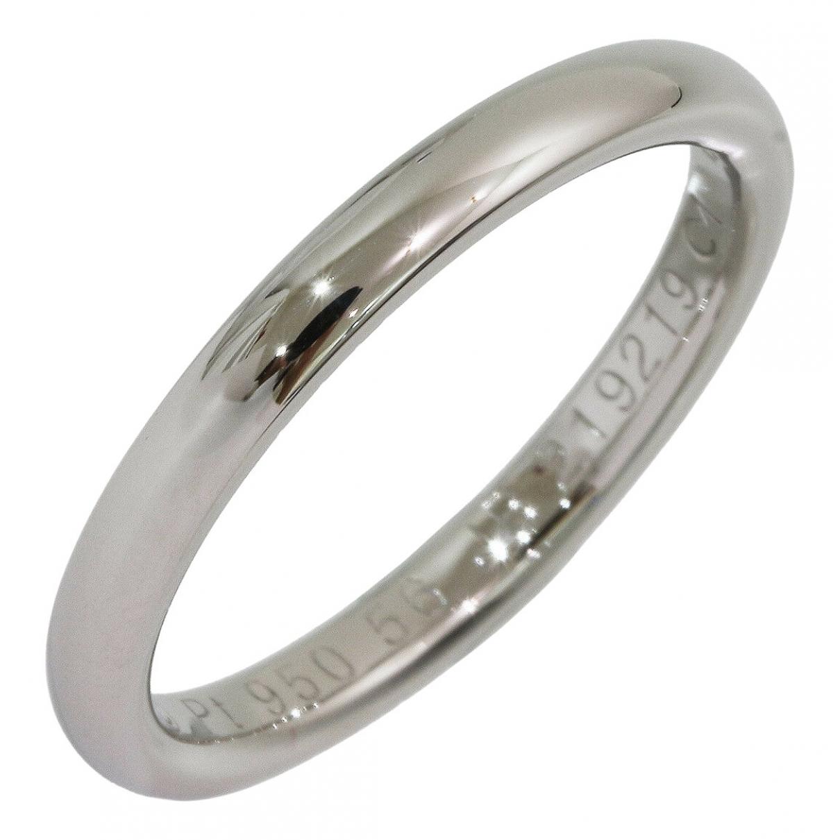 Van Cleef & Arpels \N Platinum ring for Women 56 EU