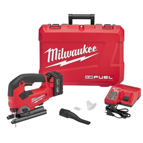 Milwaukee M18™ Fuel™ D-handle Jig Saw Kit