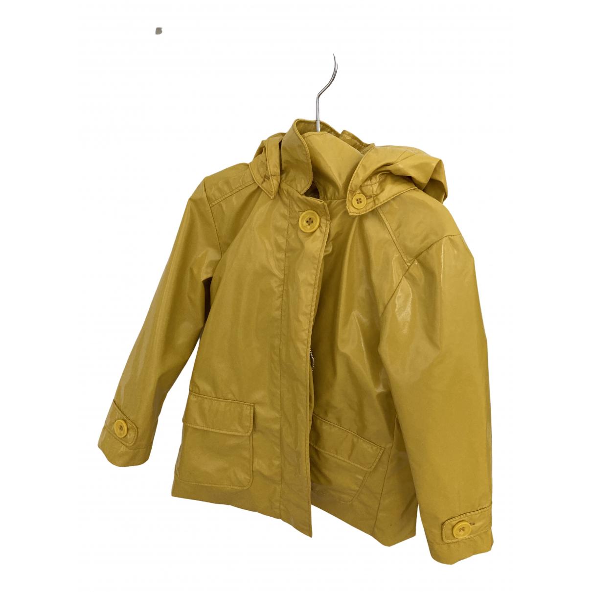 Jacadi - Blousons.Manteaux   pour enfant - jaune