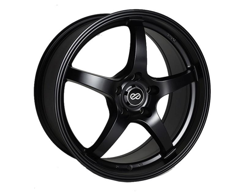 Enkei VR5 Wheel Performance Series Black 18x8 5x112 45mm