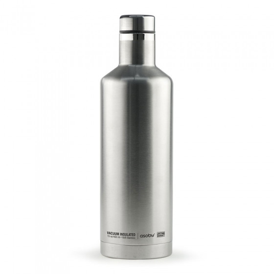 "Thermobecher Asobu ""Times Square Silver"", 450 ml"