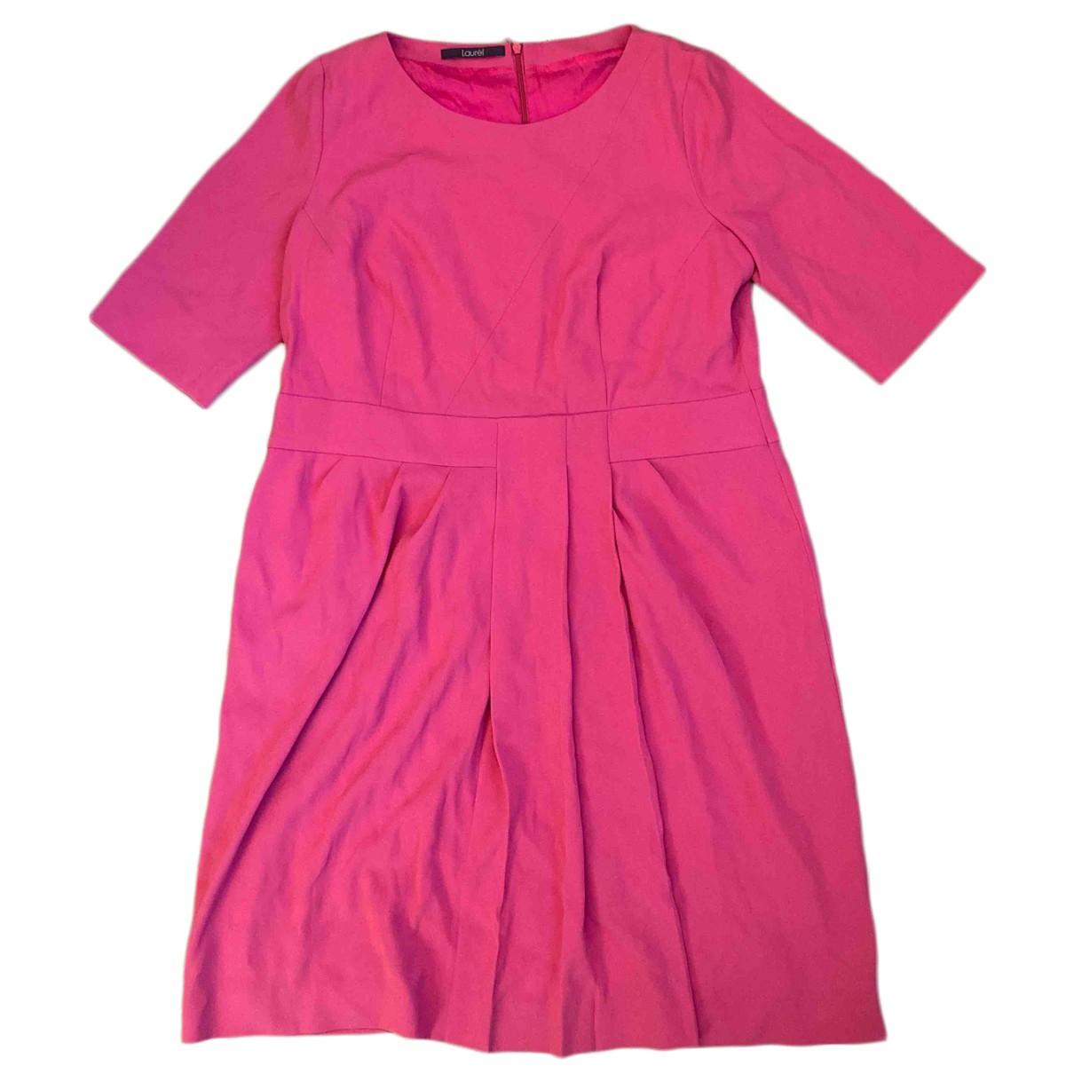Laurel N Pink dress for Women 50-52 IT