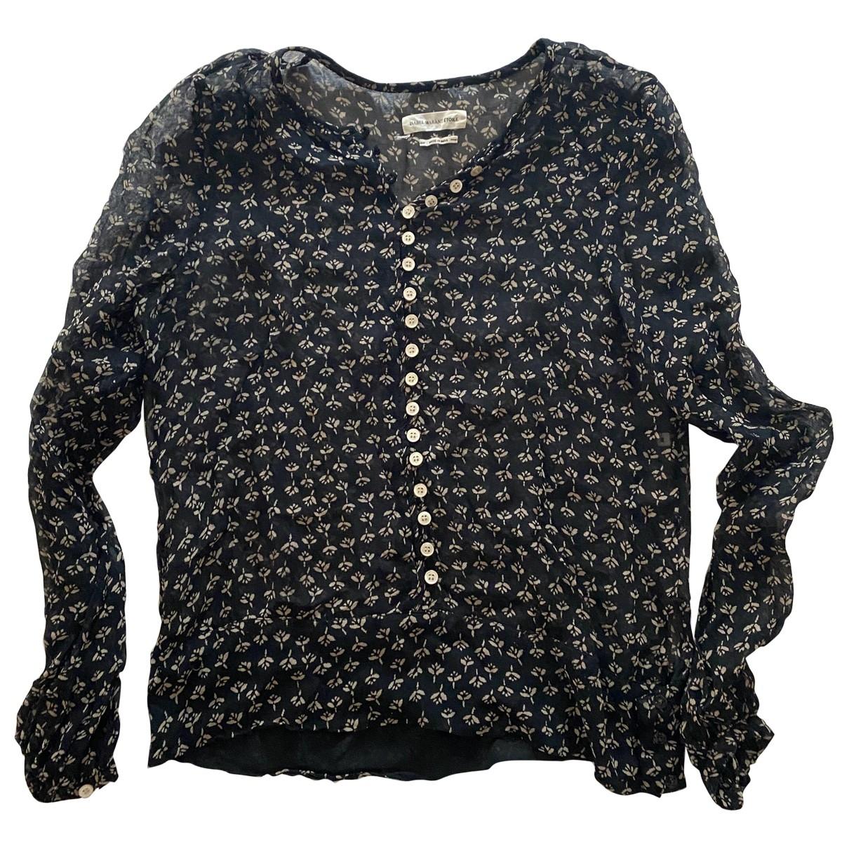 Isabel Marant Etoile \N Black  top for Women 38 FR