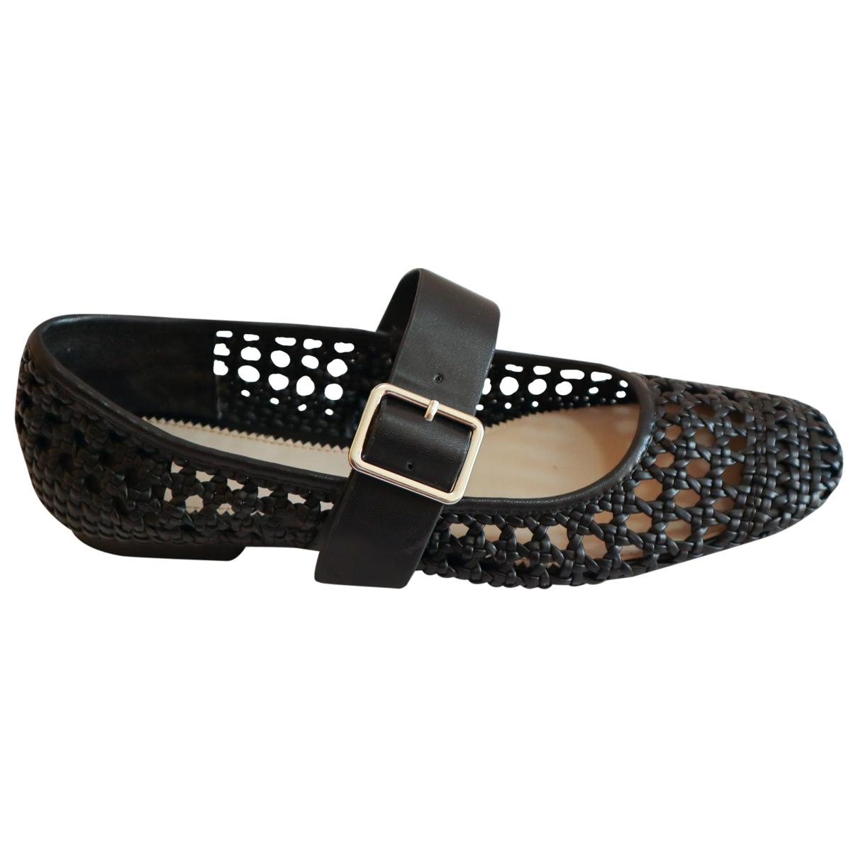 Zara - Ballerines   pour femme - noir