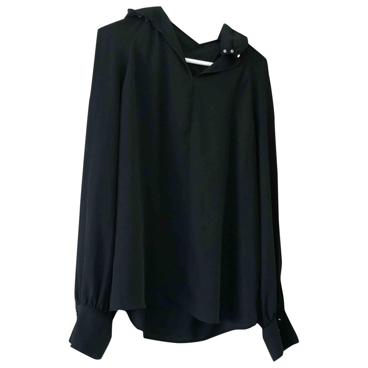 Zara \N Black  top for Women 38 FR