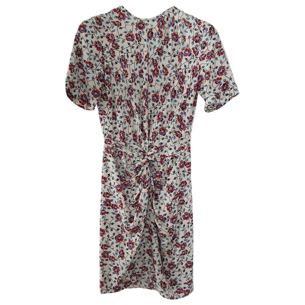 Isabel Marant N Ecru Silk dress for Women 36 FR