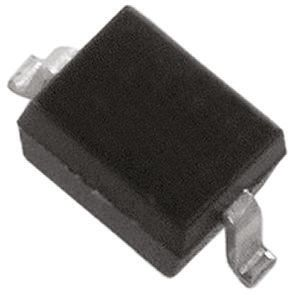 ON Semiconductor , 15V Zener Diode 5% 200 mW SMT 2-Pin SOD-323 (150)