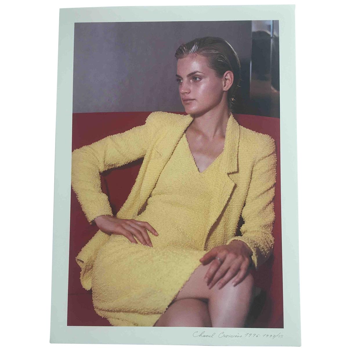 Chanel - Photographie   pour lifestyle en autre - multicolore