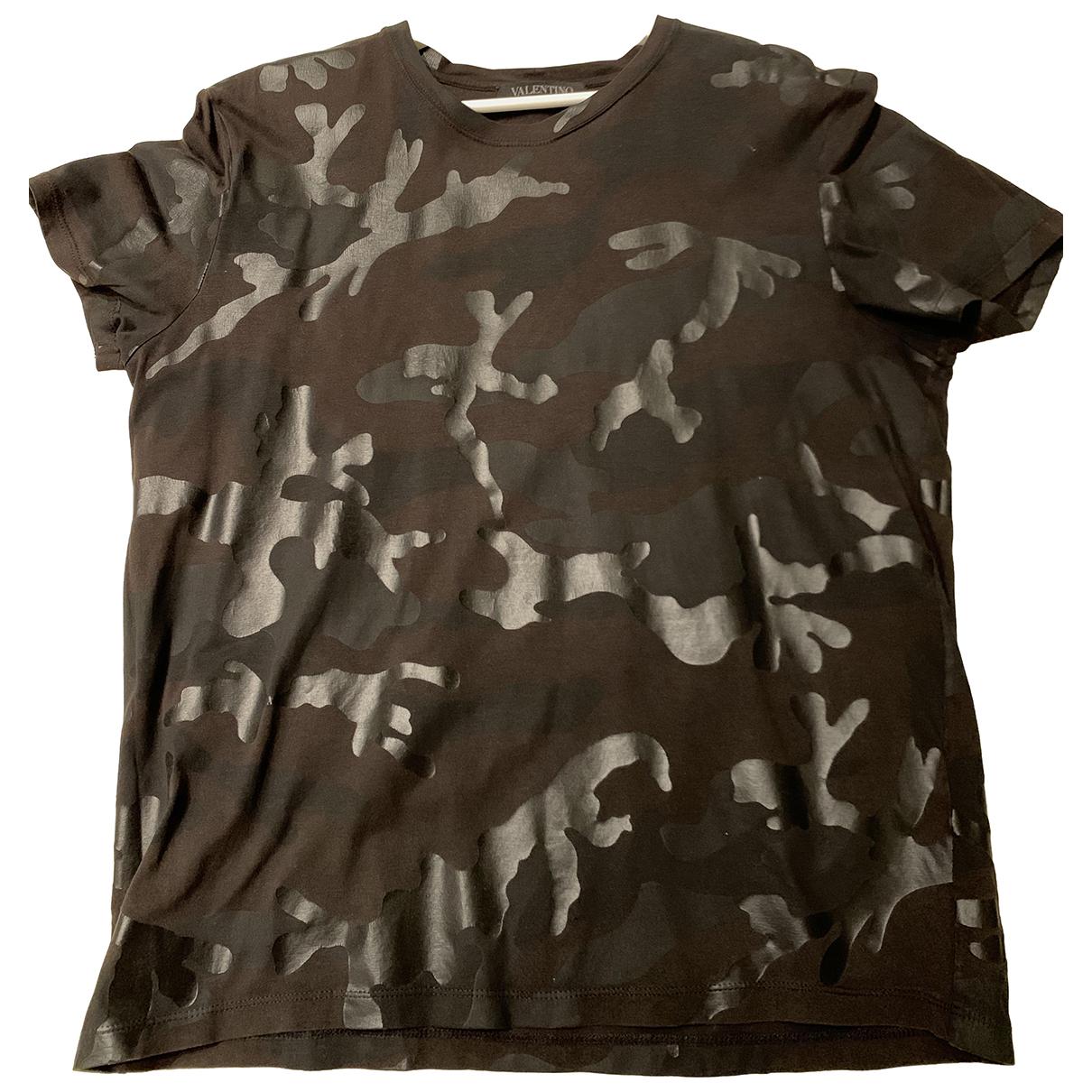 Valentino Garavani N Multicolour Cotton T-shirts for Men M International