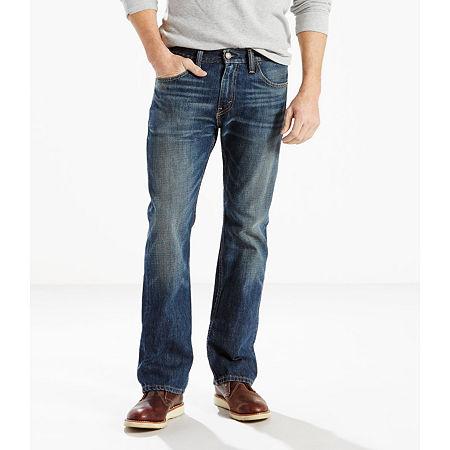 Levi's Mens 527 Slim Fit Bootcut Jean, 40 30, Blue