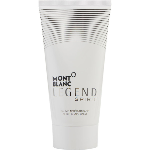 Legend Spirit - Mont Blanc Balsamo aftershave 150 ml
