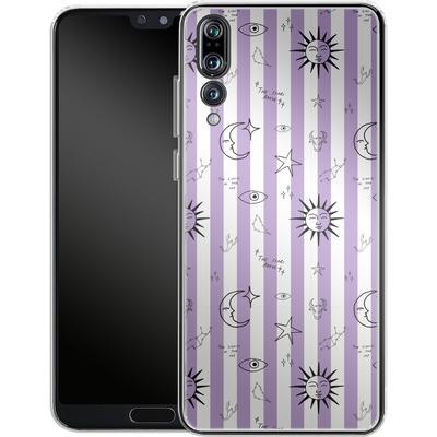 Huawei P20 Pro Silikon Handyhuelle - Optical Zodiac von caseable Designs