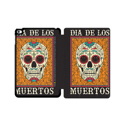 Apple iPad mini 4 Tablet Smart Case - Dia De Los Muertos  von Smiley®