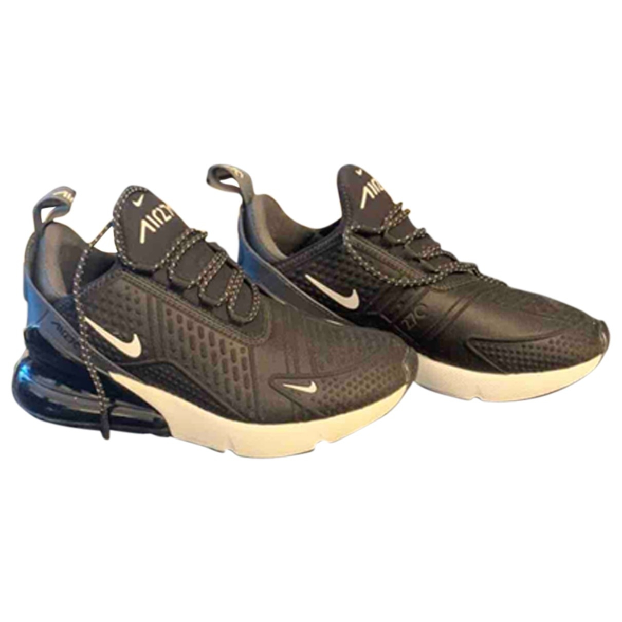 Nike - Baskets Air Max 270  pour femme - noir