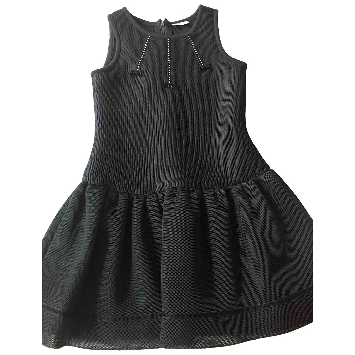 - Robe    pour enfant - noir