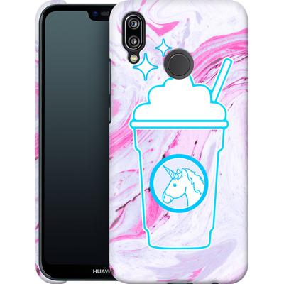 Huawei P20 Lite Smartphone Huelle - Unicorn Frappuccino von caseable Designs