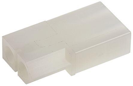 Molex 6.3mm 2-Way Housing Receptacle, Female, 03-09-1022 (10)
