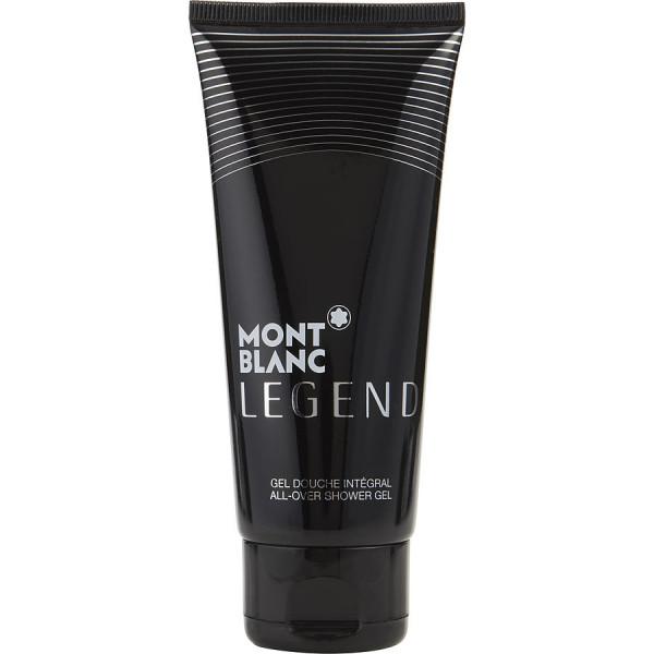 Mont Blanc Legend - Mont Blanc Gel de ducha cuerpo y cabello 100 ml