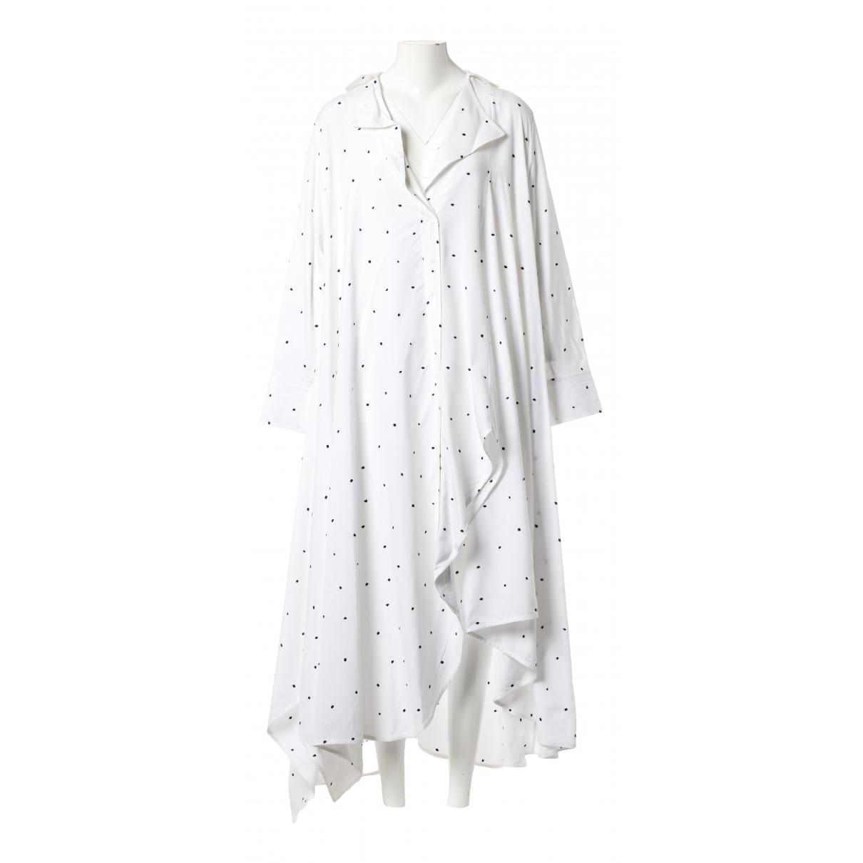 Jacquemus - Robe La Riviera pour femme en coton - blanc