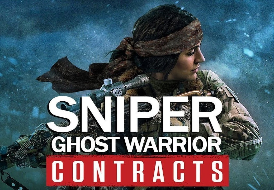 Sniper Ghost Warrior Contracts EU XBOX One CD Key
