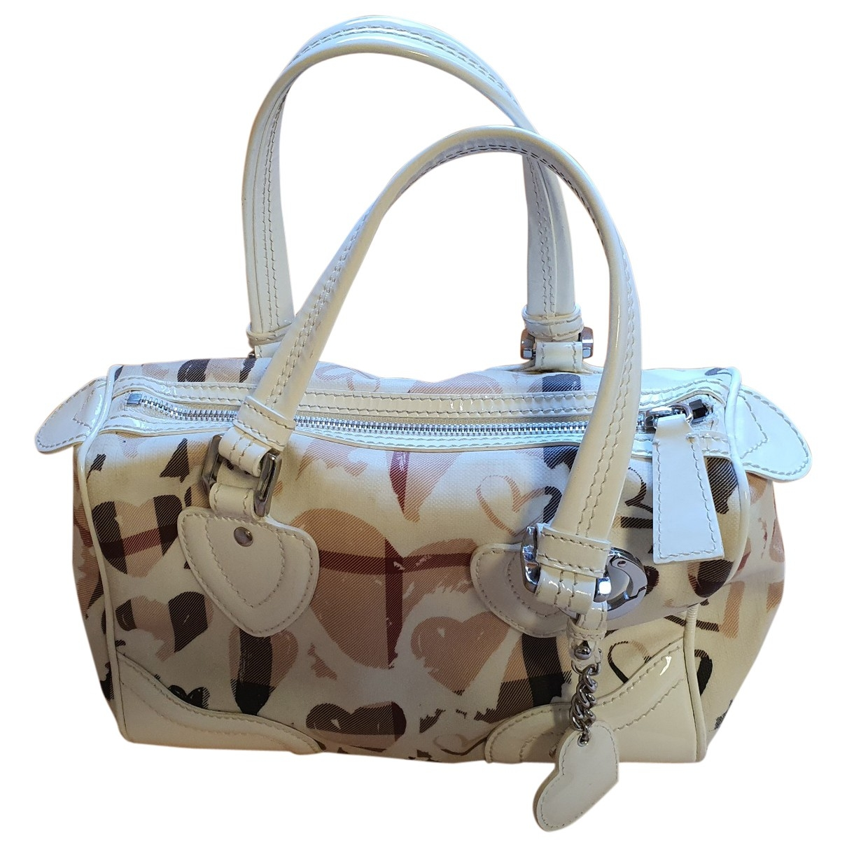 Burberry \N Multicolour Patent leather handbag for Women \N