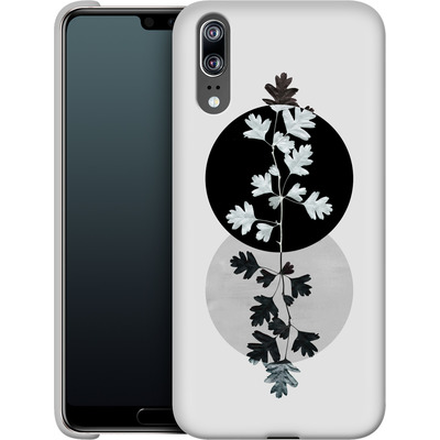 Huawei P20 Smartphone Huelle - Geometry and Nature 2 von Mareike Bohmer