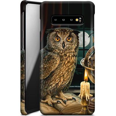 Samsung Galaxy S10 Plus Smartphone Huelle - The Astrologer von Lisa Parker