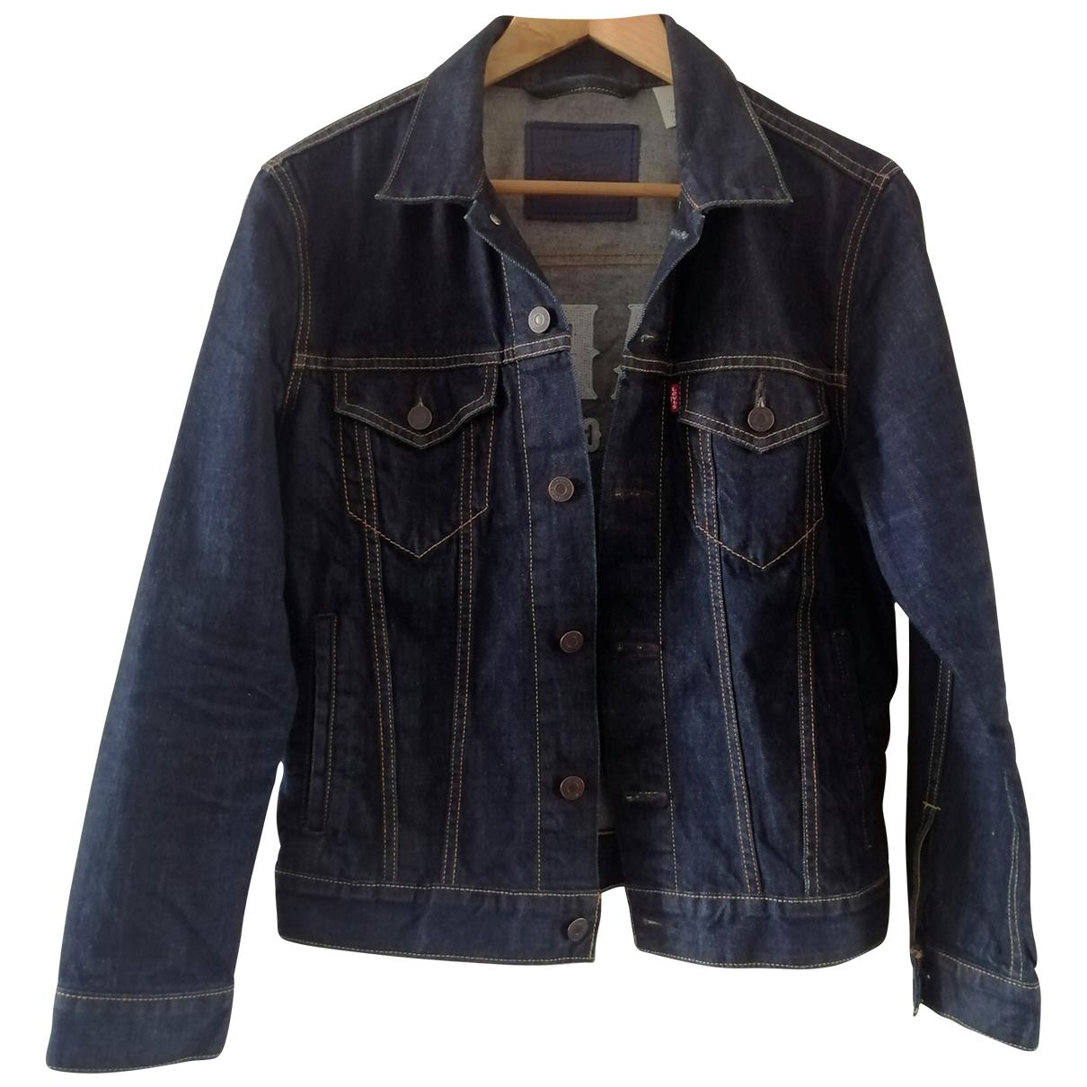 Levi's \N Blue Denim - Jeans jacket  for Men S International