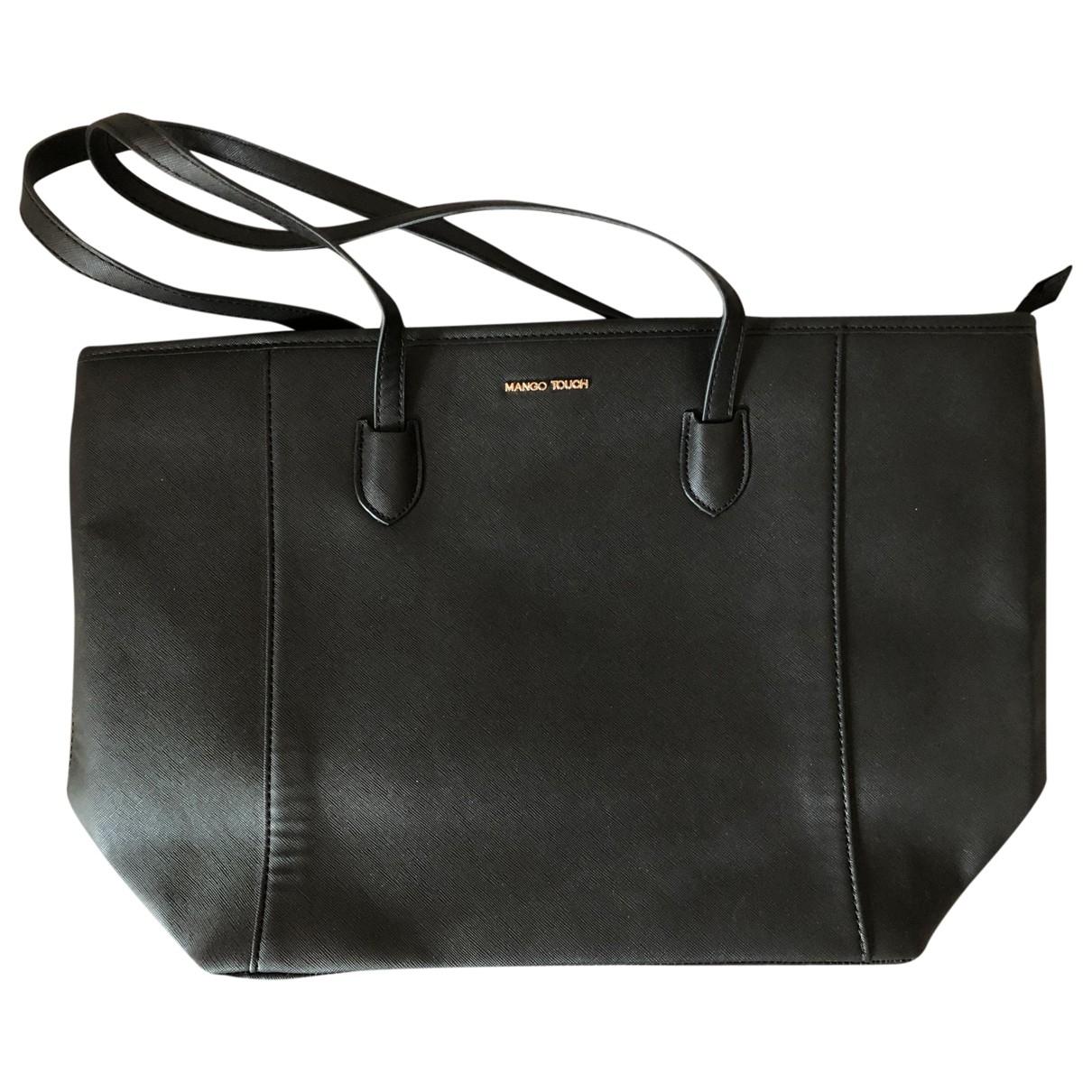 Mango \N Black handbag for Women \N