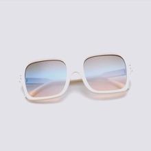 Men Square Lens Sunglasses